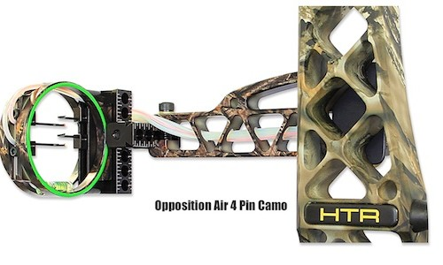 Opposition Air 4 Pin Camo