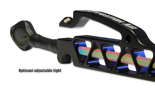 Optional adjustable light