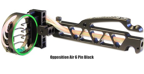 Opposition Air 6 Pn Black